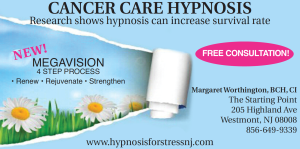 cancer care hypnosis 1
